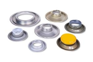 Accessori in alluminio per cupole