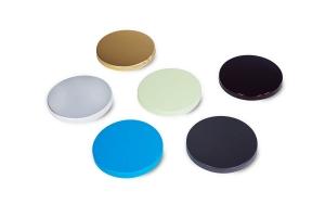 Coperchi per vasi in alluminio portacandela